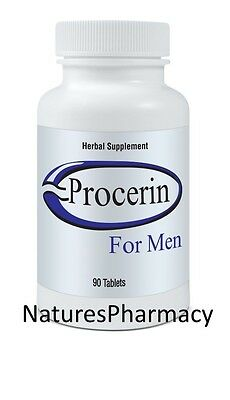 Procerin Hair Loss Supplement | Natural DHT Blocker Vitamin for Thinning Hair