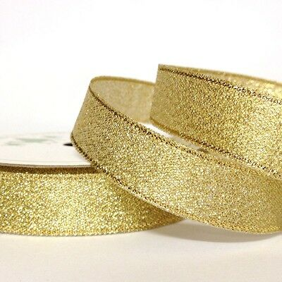 Various Metallic Ribbons - 1m Lengths