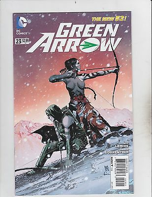 DC Comics! Green Arrow! Issue 23!
