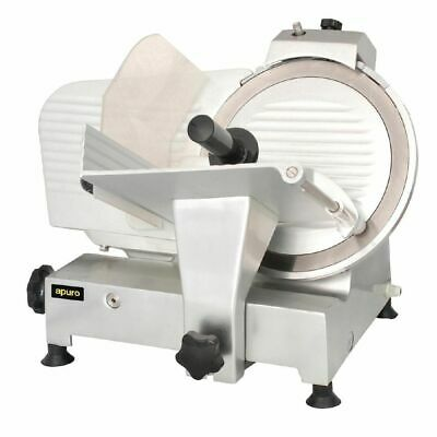 Meat Deli Slicer, Anodized Aluminium Body, Commercial Quality, 300mm Blade