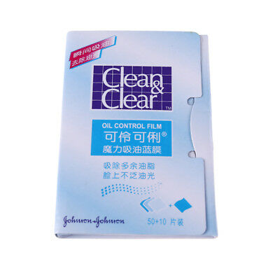 120Sheets Oil Control Film Blotting Paper Face 2 Pieces Beauty