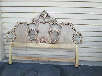 57944  King Size Headboard Bed QUALITY