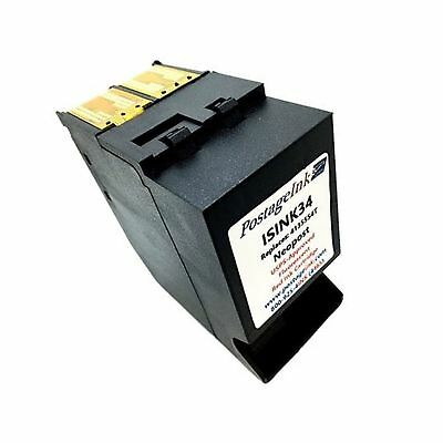 Neopost ISINK34 Surejet # 4135554T Red Ink Cartridge for IS330 IS350 IS420 IS...