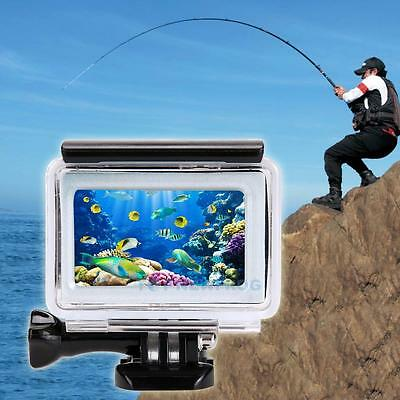 Waterproof Diving Housing Case Cover For Xiaomi Yi 2 4K Sport Cam Touch Screen