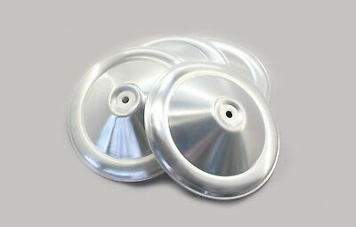 Radkappen (Satz 4x), set stainless steel hubcaps, serie coppe ruote Fiat 500 D/F