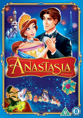 Anastasia DVD (2004) Don Bluth cert U Highly Rated eBay Seller, Great Prices