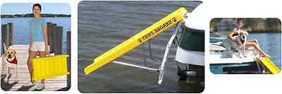 Paws Aboard Dog Boat Ladder Ramp Perfect For Any Type Of Boating. Doggie Steps