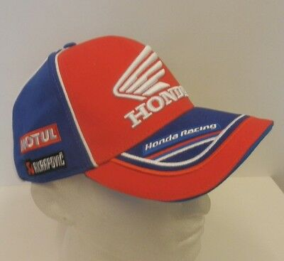 Official 2017 Honda Road Racing & Endurance World Championship Baseball Cap