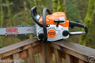 PILTZ Stihl MS170 HOT SAW 16 inch bar and Chain Perfect CHAINSAW