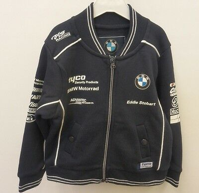 Official 2017 Tyco BMW Motorrad TAS Racing BSB Baby Jacket