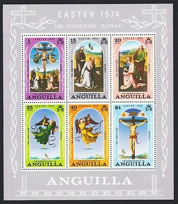 Anguilla Easter MS issue 1974 SG#MS180 SC#192a