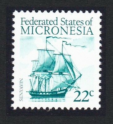 Micronesia Definitive Ship 22c SG#14a SC#34
