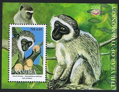Namibia Monkeys MS SG#MS958 SC#1028