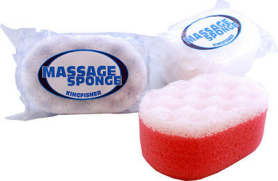 Body Skin Cleaning Soft Shower Scrubber Bathing Massage Sponge Pack Of 12