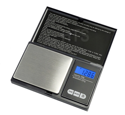 Digital Scale Kitchen Jewelry Electronic LCD Display 200g  x 0.01g Scales. 0202