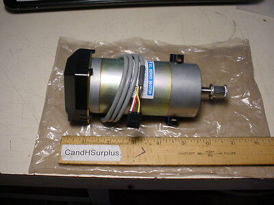Japan Servo #DS57B40-101 DC Servo motor with optical encoder.  1800 RPM