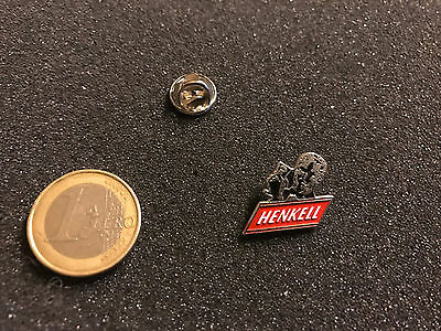 Henkel Troken Sekt Pin Badge