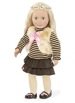 Our Generation Doll 18 inch Holly Doll