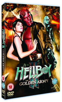 Hellboy 2 - The Golden Army DVD (2012) Ron Perlman ***NEW***