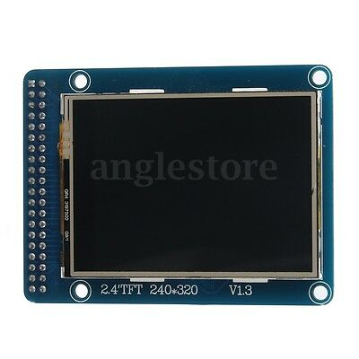 New 2.4 Inch TFT LCD Module Display + Touch Panel 240 x 320 Screen + PCB adapter