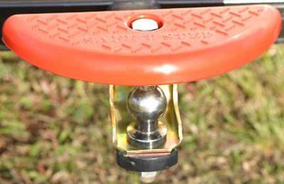 Tow Bar Step, Safe T Step, Safety Step, folding step over tow ball