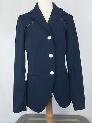 Alessandro Albanese EasyCare Competition Jacket in Navy - Women's XS
