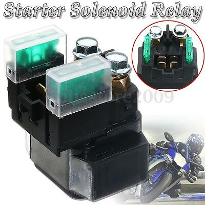 New Starter Solenoid Relay For Yamaha YFM 350/400/450/660 Grizzly Kodiak Raptor