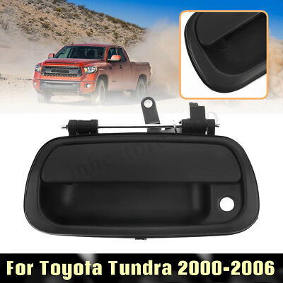 Outside Tailgate Liftgate Door Handle w/Keyhole For Tundra Pickup Truck 00-06