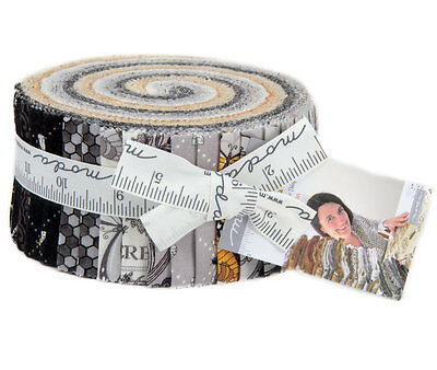 Quilting Fabric Jelly Roll - Moda - Bee Inspired
