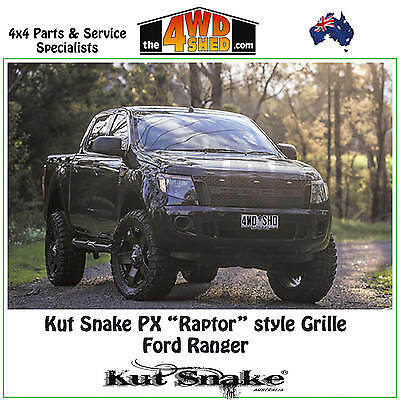 Kut Snake Ford Ranger PX1 MK Grille Direct Replacement Grill