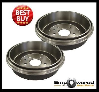 Ford Mustang V8 8Cyl 1964-1978 REAR BRAKE DRUMS PAIR with WARRANTY - RDA6646