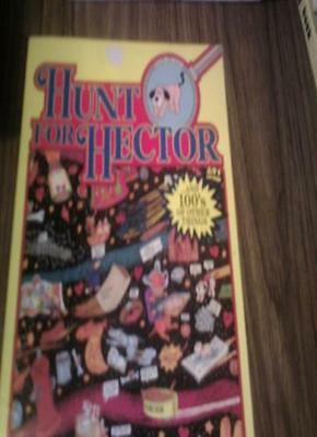 Where are They?: Hunt for Hector (Piccolo Books) By Anthony Tallarico