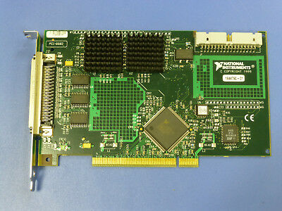 National Instruments NI PCI-6602 Counter / Timer DIO Card, 8 channels