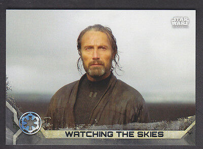 Topps Star Wars - Rogue One Series 2 - # 2 Gray Squad Parallel 92/100