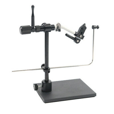 Rotatable Fishing Fly Tying Vise Fly Hook Tool for Artificial Flies Making