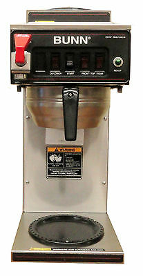 Bunn CWTF15 1L/2U Auto Commercial Coffee Brewer CALL FOR SHIPPING