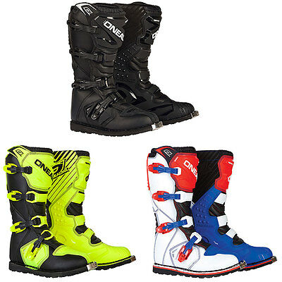 Oneal Racing Rider MX Motocross Offroad Boots
