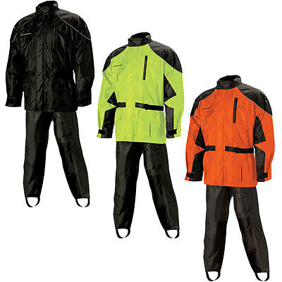 Nelson-Rigg AS-3000 Aston Waterproof Motorcycle Rain Suit