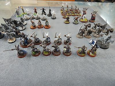 Games Workshop Lord of The Rings - assorted metal and plastics