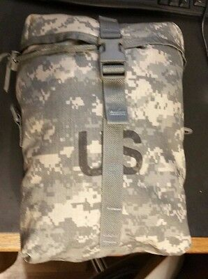NEW Molle II US Military Issue Sustainment Pouch ACU