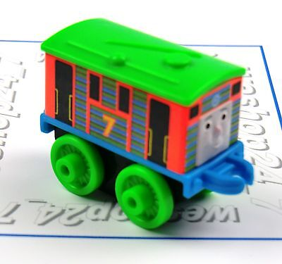 * Thomas /& Friends Minis !!* Neon Toby ** 2015 #07 7 ** New !** Trusted Seller