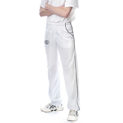 OnlyCricket Playing Kit Clothing Whites Flannels Lightweight Cricket Trouser
