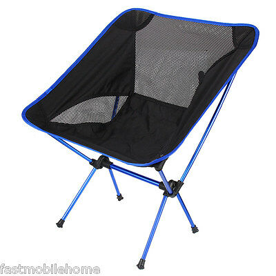 Portable Folding Chair Beach Seat Lightweight for Hiking Picnic Outdoor