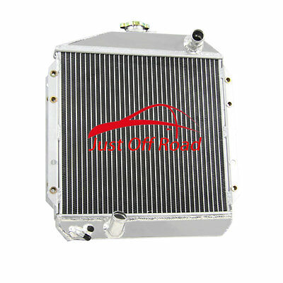 3Row Radiator For YANMAR 2010 2020 2202 2220 2301 2310 2402 2420 129350 44500
