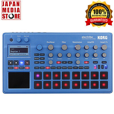 KORG ELECTRIBE2 BL Electribe Music Production Station 100% Genuine Product