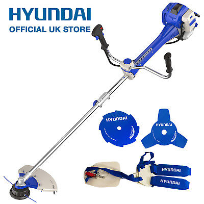 Hyundai HYBC5080AV Petrol trimmer Heavy Duty Anti Vibration 51cc Brushcutter