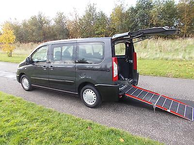 2011 Peugeot Expert Tepee 1.6 Hdi 6 Seats WHEELCHAIR DISABLED ACCESSIBLE WAV