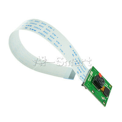 5MP OV5647 Camera Module OV5647 Webcam for Raspberry Pi A/B+/2 Model B W/ Cable