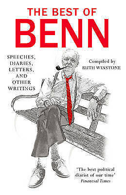 The Best of Benn by Tony Benn, Book, New (Paperback)