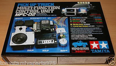 Tamiya 53957 MFC-02 Pick-Up Truck Multi-Function Control Unit (F350/Hilux), NIB